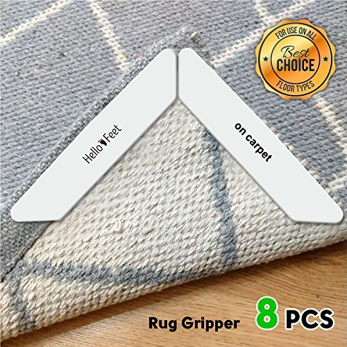 Rug Gripper Pads Perfect For Wood Tile Laminate Floor