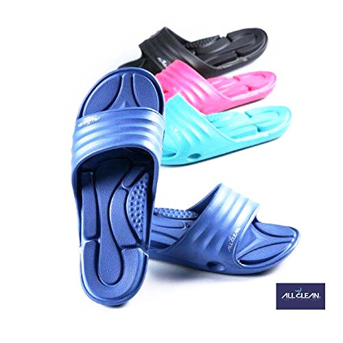 Eco Friendly Slippers: All Clean E.V.A Eco Friendly Ultra-Light Outdoor Slides