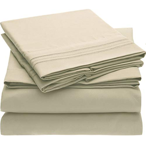 Easeland Quilted Fitted Mattress Pad Full Mattress Cover
