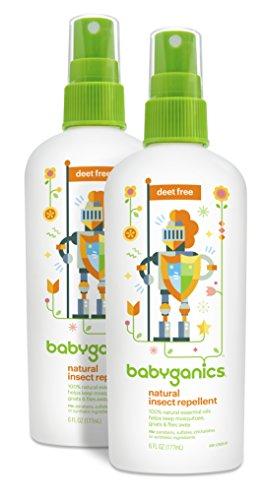 Babyganics Baby Sunscreen Spray Spf 50 6oz Spray Bottle