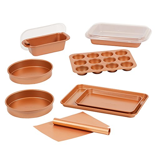 Copper Chef 12 Inch Diamond Fry Pan Square Frying Pan